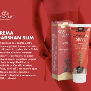 Crema anticelulitica termoreductoare Garshan Slim