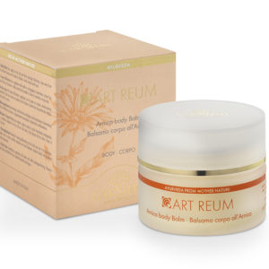 Balsam cu arnica organic pentru problemele spatelui Art Reum