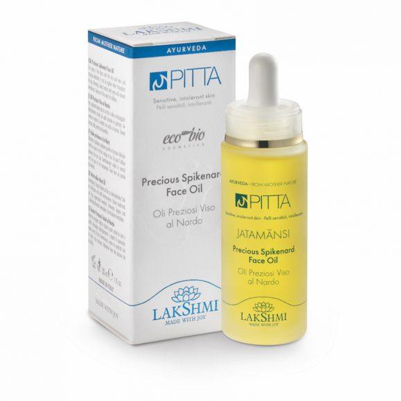 Ulei pentru masajul facial pretios cu nard 30 ml, pentru pielea sensibila si intoleranta