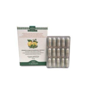 Esenta din seminte de grapefruit si triphala, 30 capsule vegetale, 310 mg