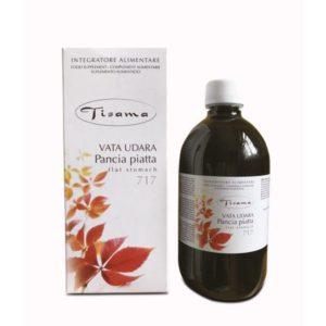 Extract de plante stomac plat, Lakshmi, 500 ml, cu fenicul, musetel si soc negru, linia Tisama, Udara 717