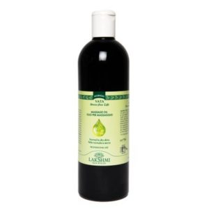Ulei masaj ayurvedic dosha vata, 500 ml, perfect pentru piele uscata
