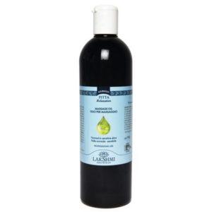 Ulei masaj ayurvedic dosha pitta, 500 ml, pentru pielea sensibila